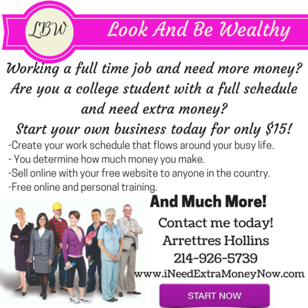 wealth building image, work from home, sell avon, home based business